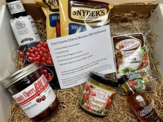 door county cherry treats